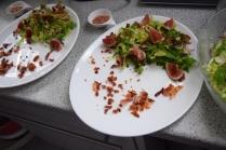Gebratene Rindsleber mit Feigensalat (3)