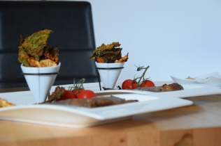 Grünkohlchips und Steak (10)