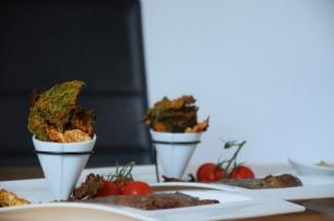 Grünkohlchips und Steak (11)