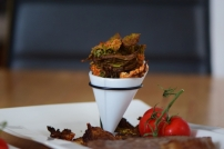 Grünkohlchips und Steak (14)