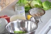 Grünkohlchips und Steak (2)
