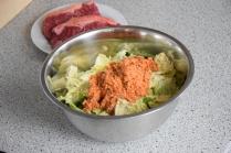 Grünkohlchips und Steak (3)