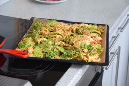 Grünkohlchips und Steak (4)