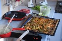 Grünkohlchips und Steak (5)
