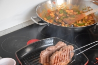 Grünkohlchips und Steak (7)