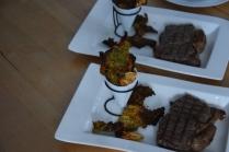 Grünkohlchips und Steak (8)