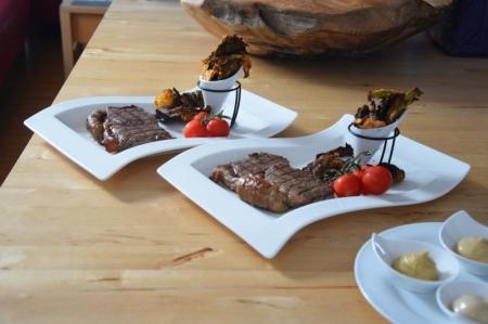 Grünkohlchips und Steak (9)