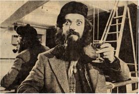 Ian Anderson Scotch Bonnet