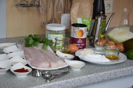 Kabeljau-Tacos mit Mango-Krautsalat (1)