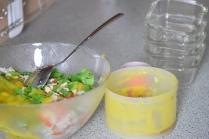 Krautsalat mit Hähnchen (3)