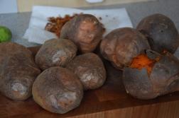 Lachs mit Kokossauce und Kartoffelpüree (3)
