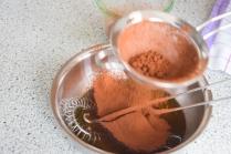 Nuss-Schokolade ohne Zucker (2)