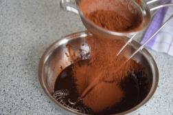 Nuss-Schokolade ohne Zucker (3)