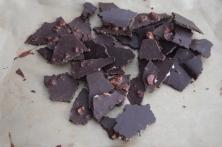 Nuss-Schokolade ohne Zucker (9)