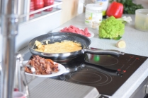 Rindfleisch aus dem Wok mit Reis und Gemüse (5)