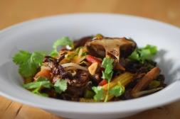 Rindfleisch-Wok mit viel Gemüse (5)