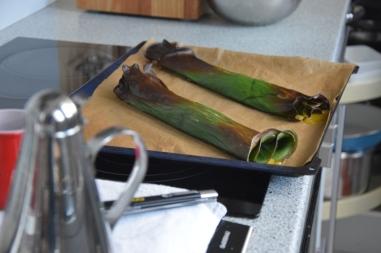 Rotbarbe in Ananas-Chili-Sambal (10)