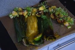 Rotbarbe in Ananas-Chili-Sambal (15)