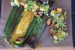 Rotbarbe in Ananas-Chili-Sambal (17)