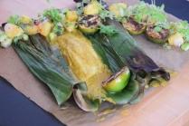 Rotbarbe in Ananas-Chili-Sambal (18)