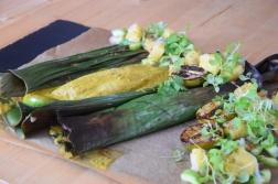Rotbarbe in Ananas-Chili-Sambal (19)