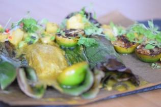 Rotbarbe in Ananas-Chili-Sambal (21)