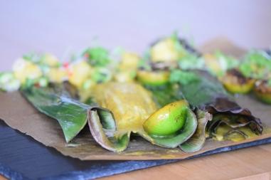 Rotbarbe in Ananas-Chili-Sambal (22)