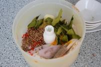 Rotbarbe in Ananas-Chili-Sambal (3)