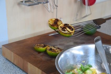 Rotbarbe in Ananas-Chili-Sambal (9)