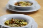 Scharfe Nudel-Pilzsuppe (13)