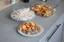 Scharfe Nudel-Pilzsuppe (4)