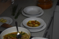 Scharfe Nudel-Pilzsuppe (7)