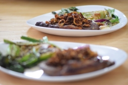 Steak und Pak Choi (4)
