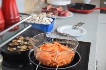 Striploin mit Pommes Frites (7)