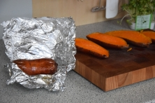 Belegte Süßkartoffel (3)