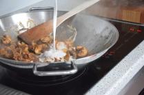 Blumenkohl-Curry mit Pilzen (4)