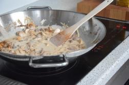 Blumenkohl-Curry mit Pilzen (5)