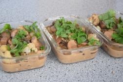 Blumenkohl-Curry mit Pilzen (9)