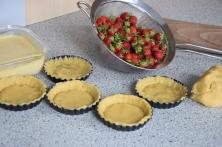 Erdbeer-Tartelettes (2)