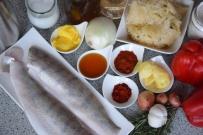 Gebratener Zander auf Paprikakraut und Welschrieslingschaum (4)