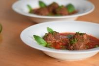 Hackfleischbällchen in Tomatensoße (4)