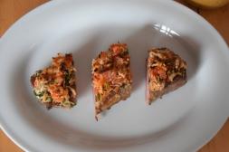Lammkarree mit Krenkruste (5)