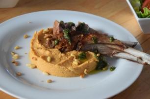 Lammkotelett mit Pesto und Selleriepüree (10)