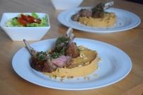 Lammkotelett mit Pesto und Selleriepüree (6)