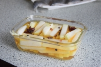 Lammkoteletts mit Auberginenpüree (2)