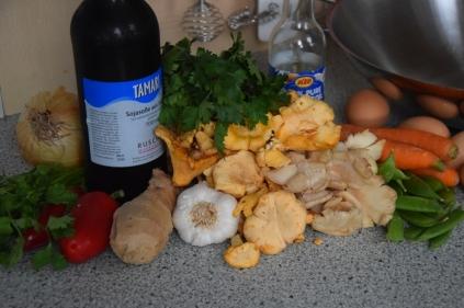 Pilze-Gemüsewok (1)