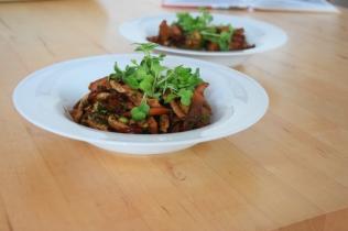 Pilze-Gemüsewok (5)