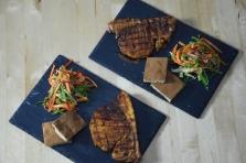 Schwertfisch mit Kokos-Küchlein (4)
