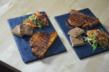Schwertfisch mit Kokos-Küchlein (5)