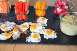 Sesam-Nuss-Dip mit Gemüse (5)